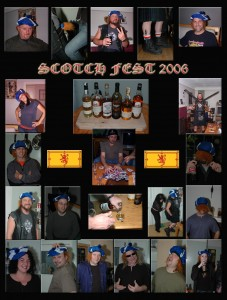 After 2006 Scotch Fest poster